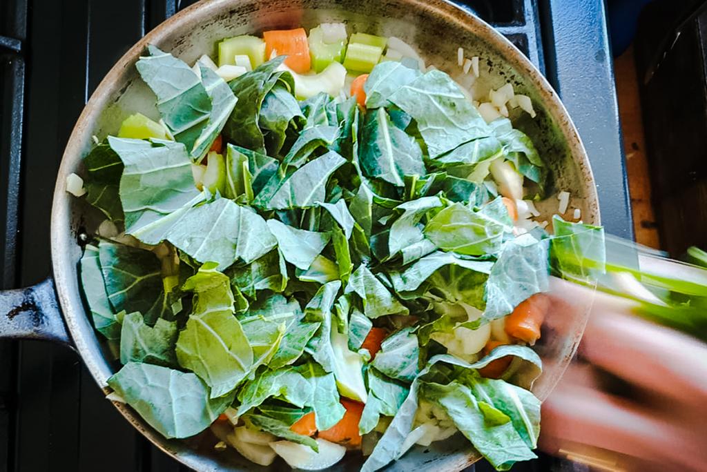 Spicy vegan lentils recipe