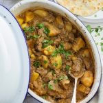 beef curry, beef chuck