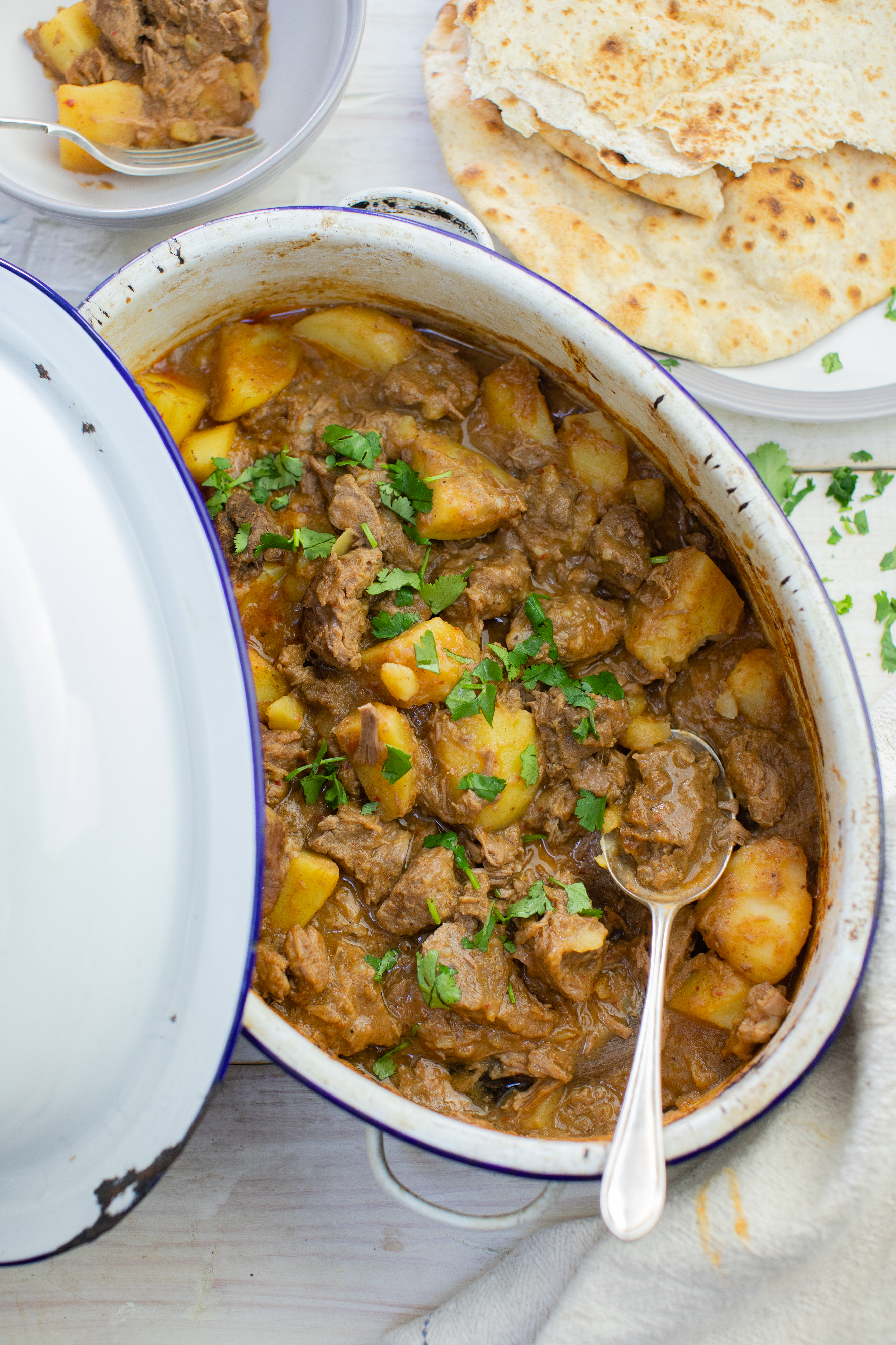 A Simple Massaman Beef Curry