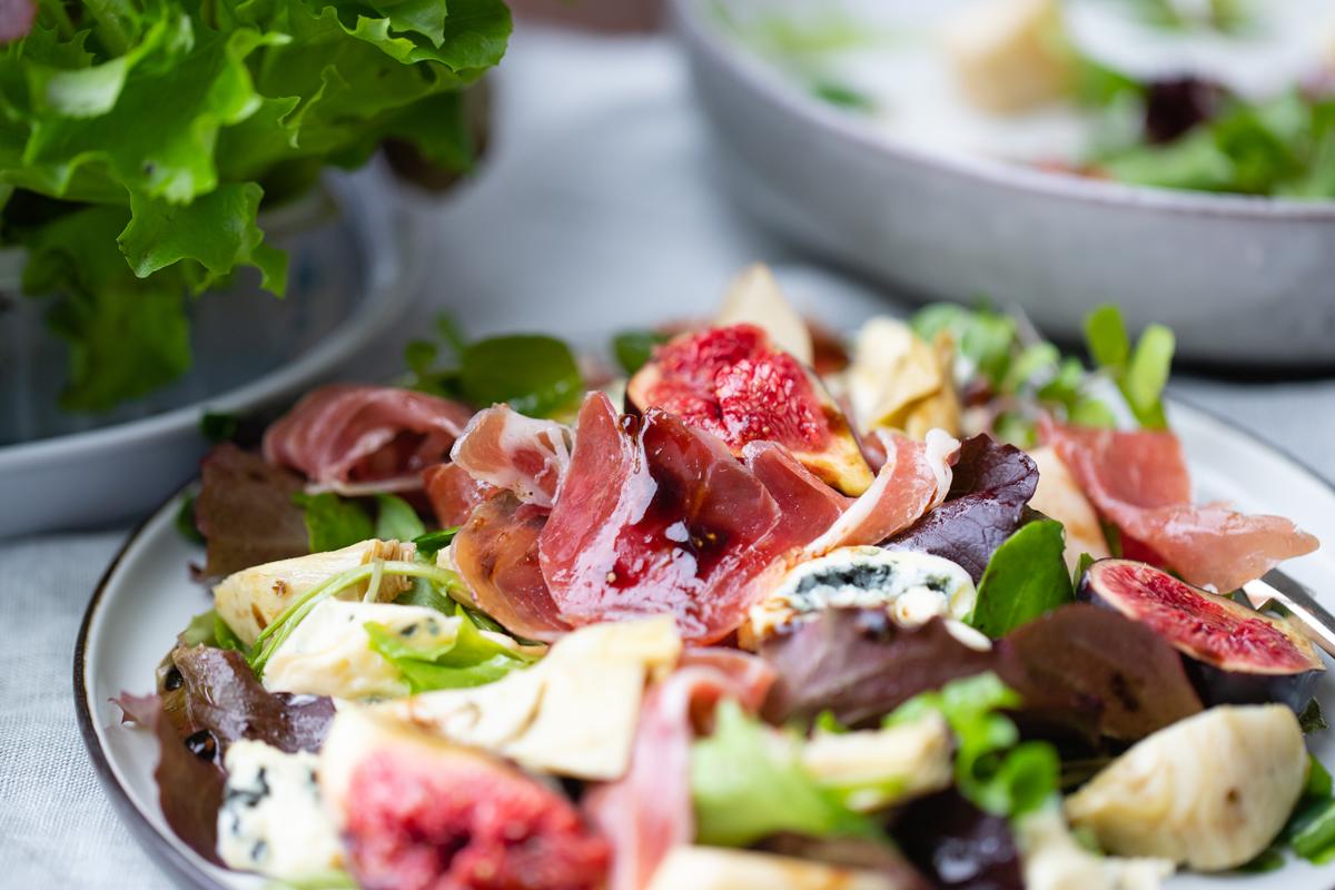 4 favourite summer salads