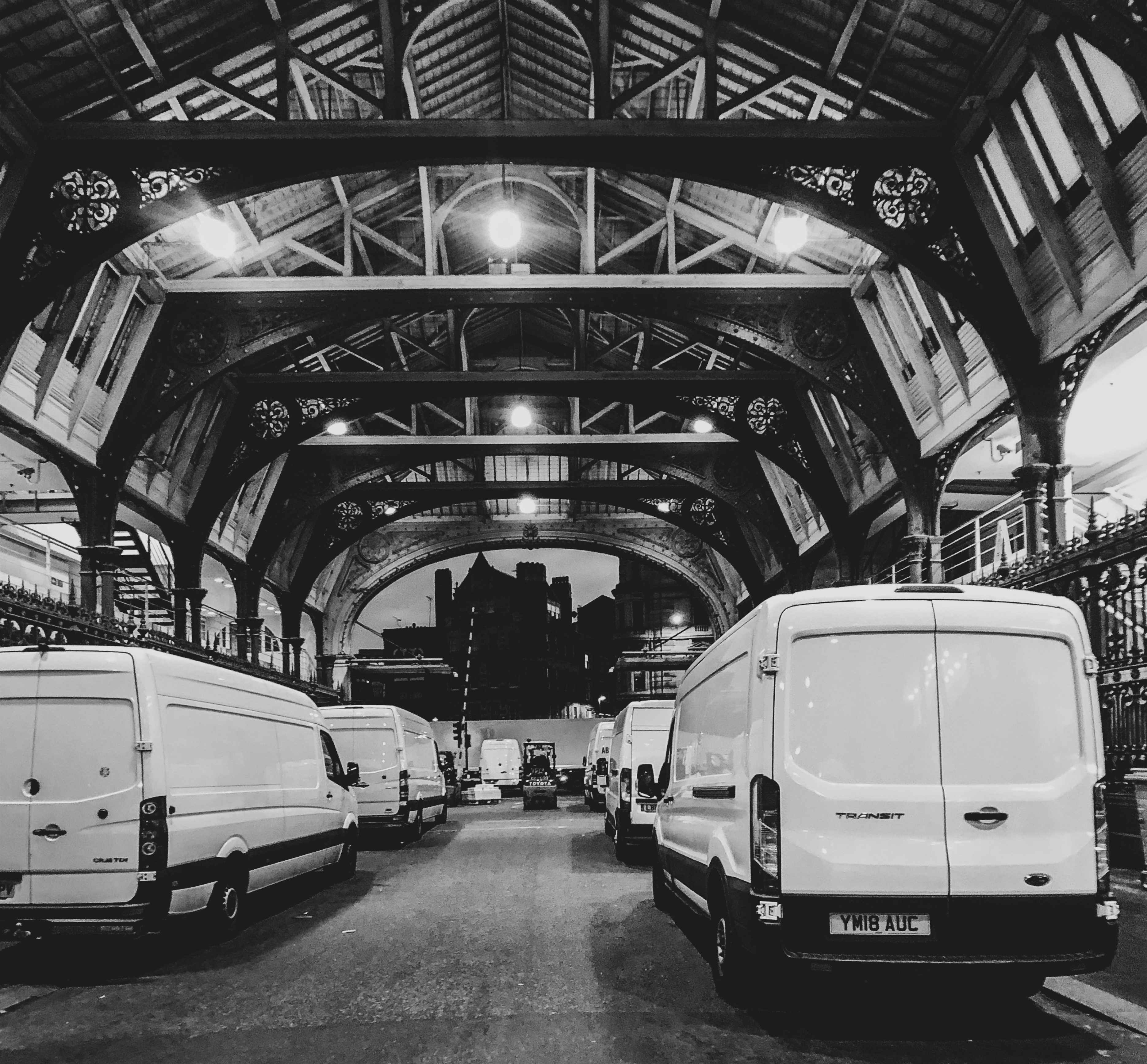Smithfield Market; an early morning start