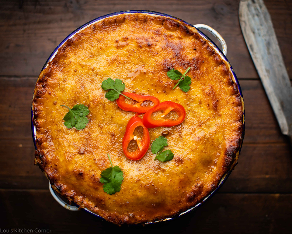 Curry pie. Pie… and curry!?!