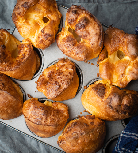 The humble Yorkshire Pudding