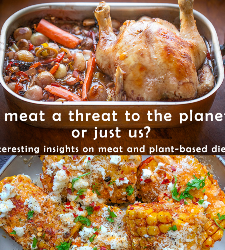 Is meat a threat to our planet or just us?
