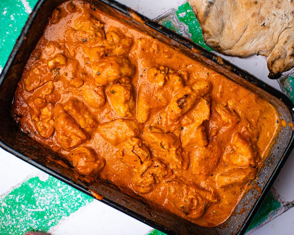 Murgh makhani aka Butter chicken