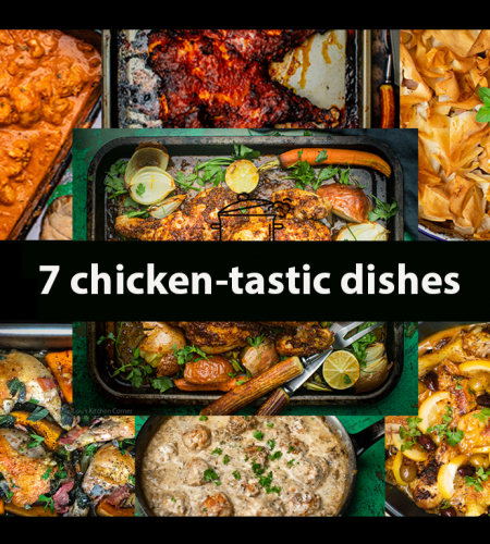 Chicken-tastic!