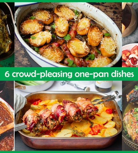 6 crowd-pleasing one-pan dishes