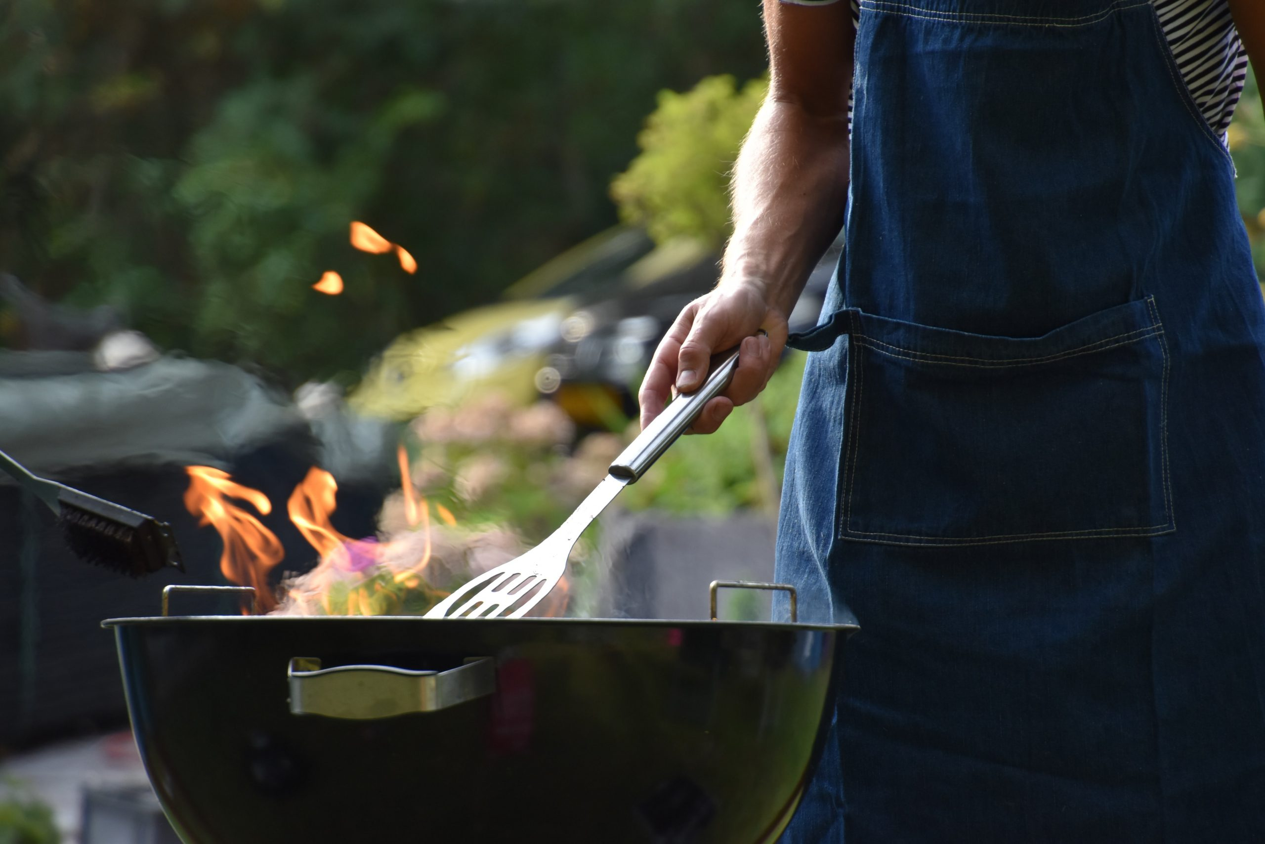 How to enjoy a healthy (& delicious) BBQ