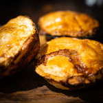 Recipe for classic kiwi beef pies