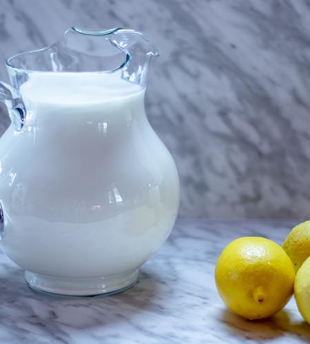 How to make homemade buttermilk